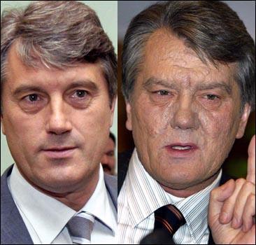 불과 4개월만에 달라진 우크라이나 전 대통령
